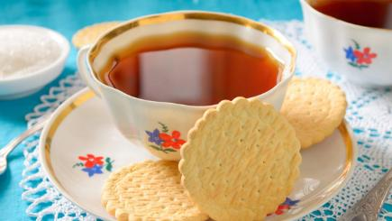 Which tea goes best with your biscuit?