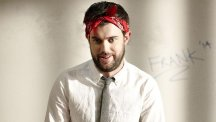 Jack Whitehall played history teacher Alfie Wickers in Bad Education