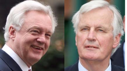 `Sombre` Britain prepares for historic Brexit talks