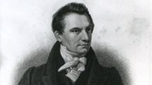 Charles Babbage pictured in 1833. Photo credit: Nara Archives/REX/Shutterstock
