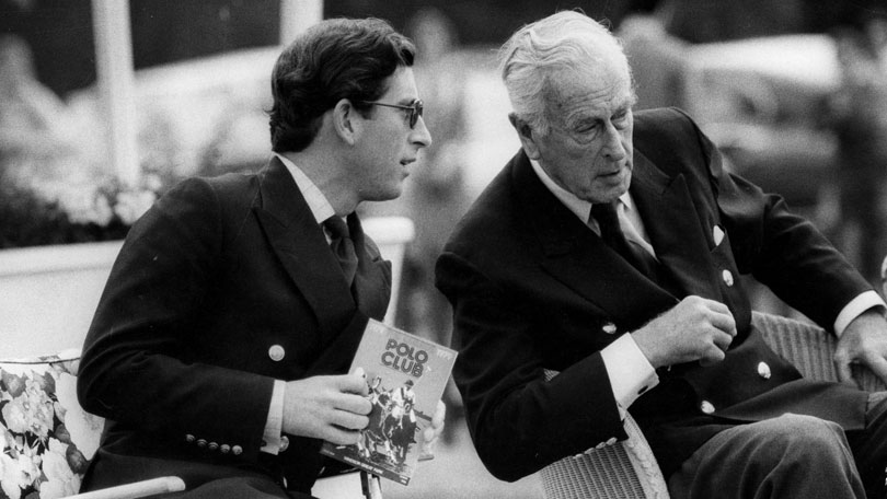 Who Was Lord Louis Mountbatten Is Prince Charles