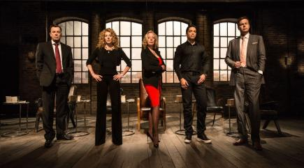 Who's the latest investor to say 'I'm out' of Dragons' Den?