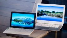 HP Chromebook 11 and Chromebook 14