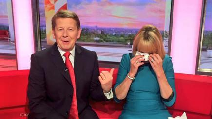 Why is Bill leaving the BBC Breakfast sofa? Tell us in our news quiz.