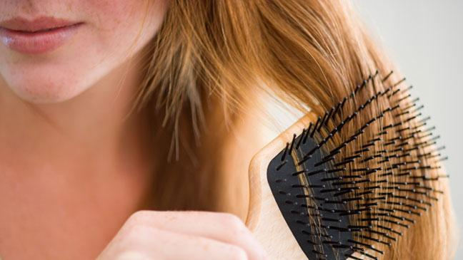 4 of the Most Common Reasons for Hair Fall