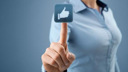 Why you should think before clicking 'Like' on Facebook