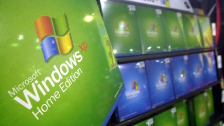 Windows XP boxes