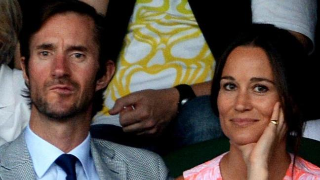 Pippa Middleton Engaged James Matthews