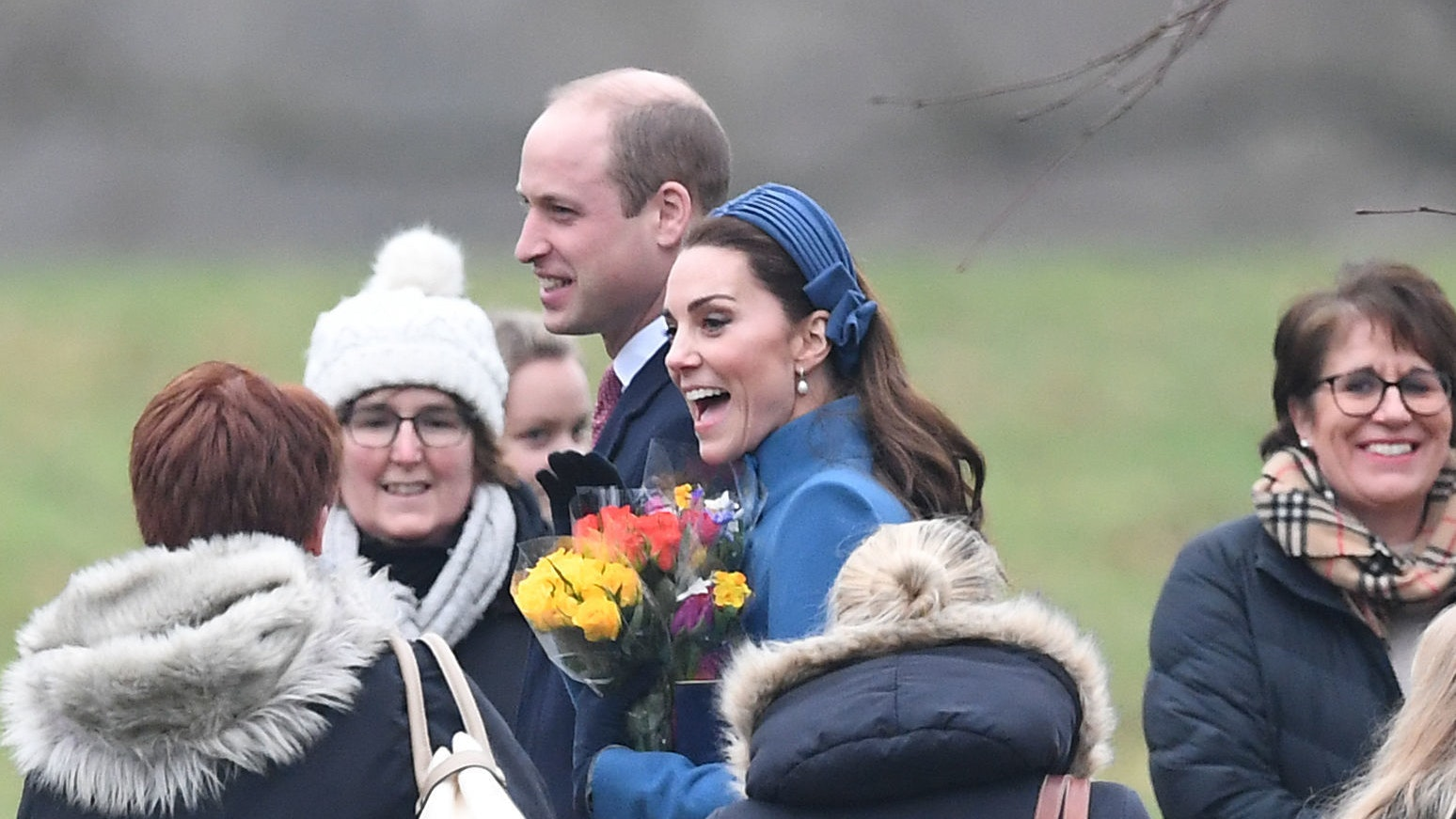 The Duchess of Cambridge turns 37