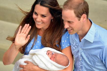 A nanny, who has not been named, will accompany William and Kate on their visit to New Zealand and Australia in April.