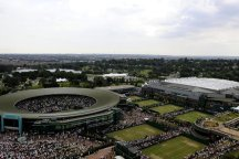 Players at this year's Wimbledon Championships will receive a total of £22.6m