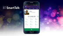Win a Samsung Galaxy S6 with BT SmartTalk