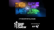 Win tickets to the Crystal Maze Experience!
