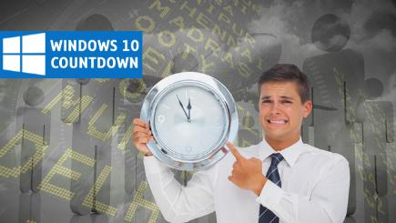 Time running out to get Windows 10 for free