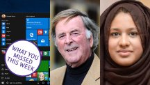Windows 10, Sir Terry Wogan and KitKat complainant Saima Ahmad