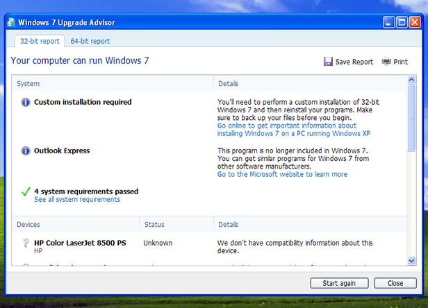 VirtualBox in Windows 10
