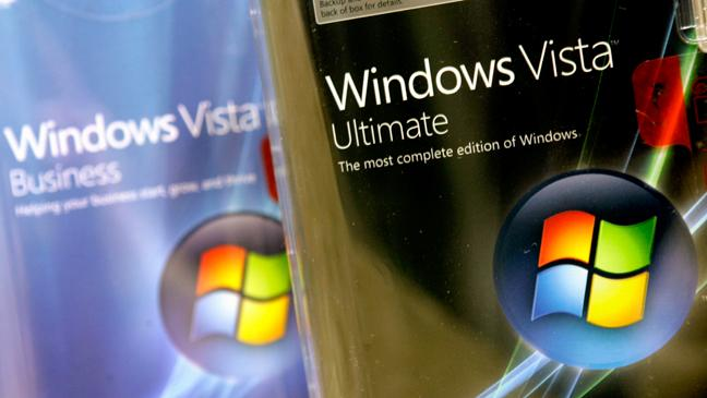 When does Windows Vista support end? - BT