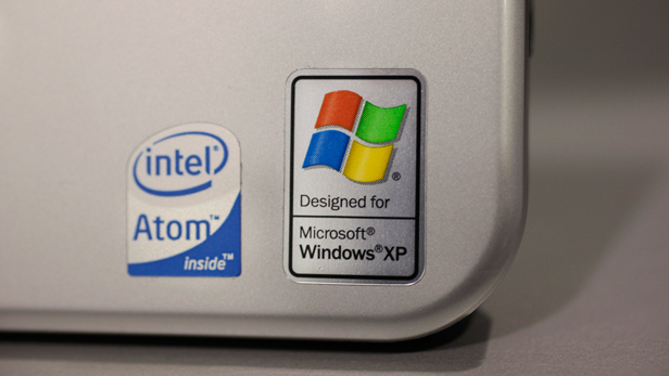 Using Windows XP or Vista? Your web browser might leave you