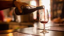Which wine has the least sulfites?