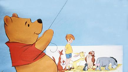 Winnie the Pooh banned for 'dubious sexuality'