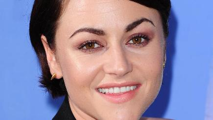 Jaime Winstone said it's tough filming sex scenes when she knows her famous dad will see them
