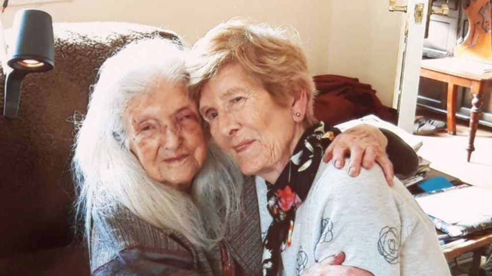 Woman (82) raised in orphanage meets mother (103) after decades-long search