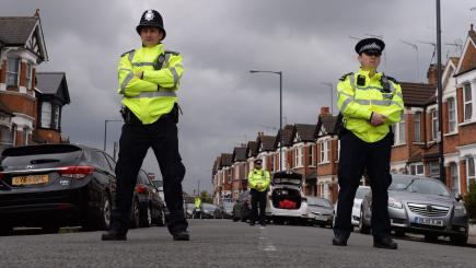 Woman Shot by Police During Counter-Terrorism Operation in London