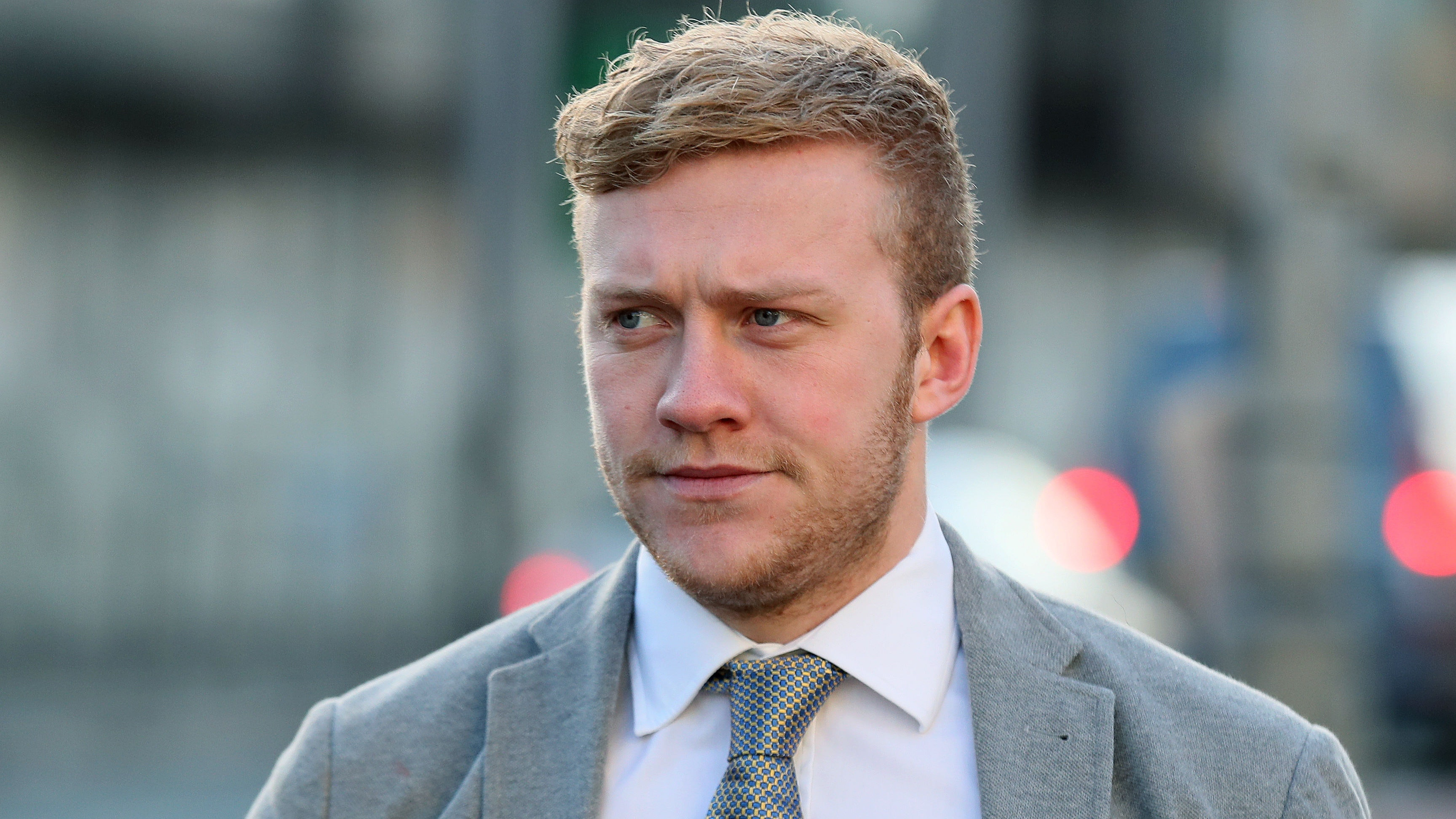 Rugby players' rape accuser denies lying to protect reputation