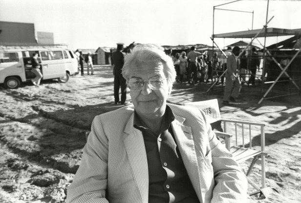 Donald Woods, the South African journalist who exposed the cover-up surrounding Biko's death.