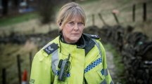 Working on Happy Valley's second series was 'emotionally brutal' says Sarah Lancashire