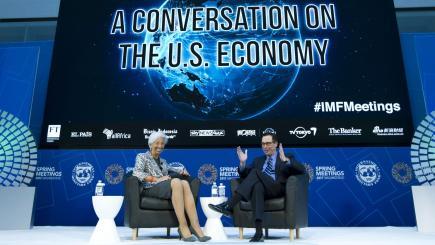USA pursues 3 pct growth via tax reforms, regulatory relief
