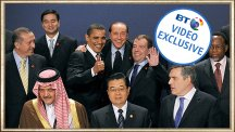 World leaders clown around at a G20 summit – The story behind the photo