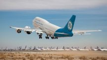 World's largest jet engine undergoes first test flight