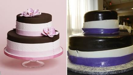 Baking Bad Could These Be The World S Worst Wedding Cakes