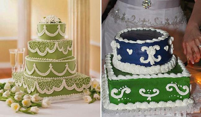 Baking Bad Could These Be The World S Worst Wedding Cakes Bt