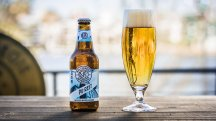 Would you drink this Swedish beer made out of recycled sewage water?