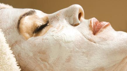 Would you try a breast milk facial to look younger?