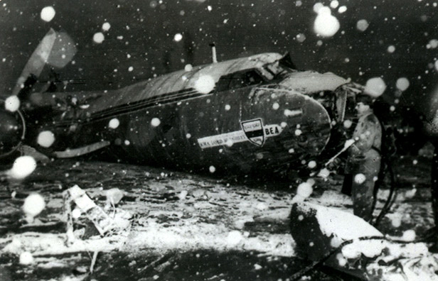 Image result for münchen air crash