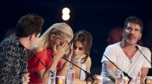 X Factor 2015: Rita Ora calls Simon Cowell 'rude' during Six Chair Challenge spat