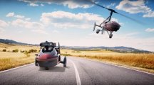 You can now order yourself a flying car