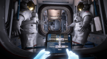 You can now tour the International Space Station in VR