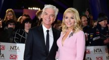 You need to see Phillip Schofield in drag for Saturday Night Takeaway