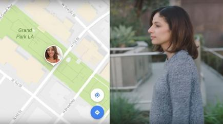 Google Maps to let you share your location