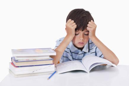 Do kids get tested for homework