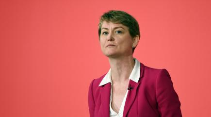 Yvette Cooper thinks Google's apology over YouTube extremist content is not enough