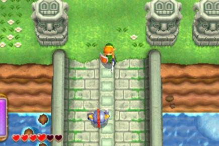 It's a Zelda game like all the Zelda games you've seen before - but it's still great