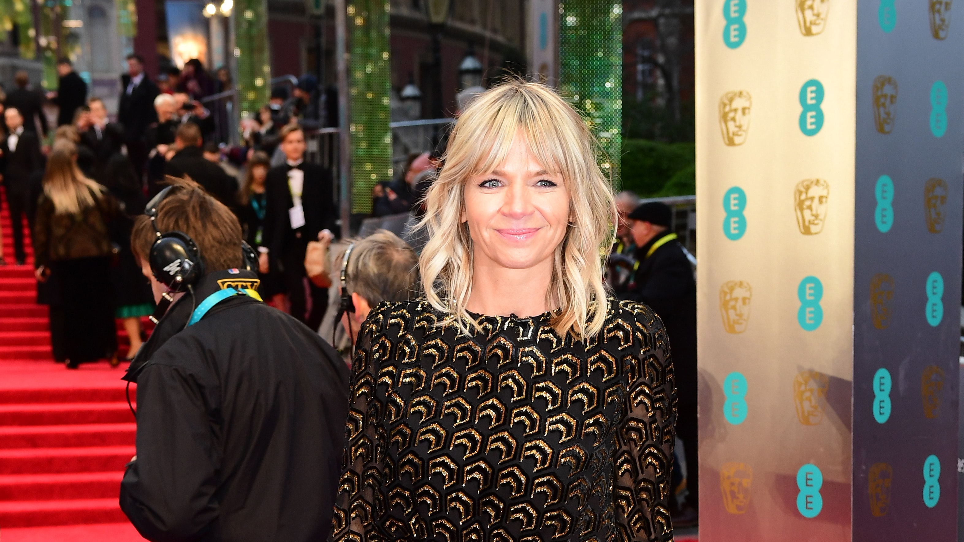 images Zoe Ball's Healthy Eating Tips