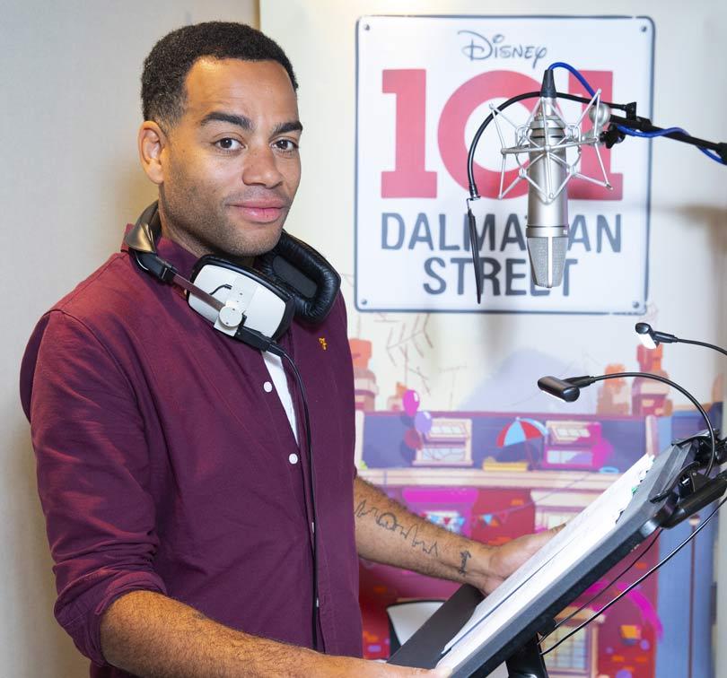 101 Dalmatian Street cast