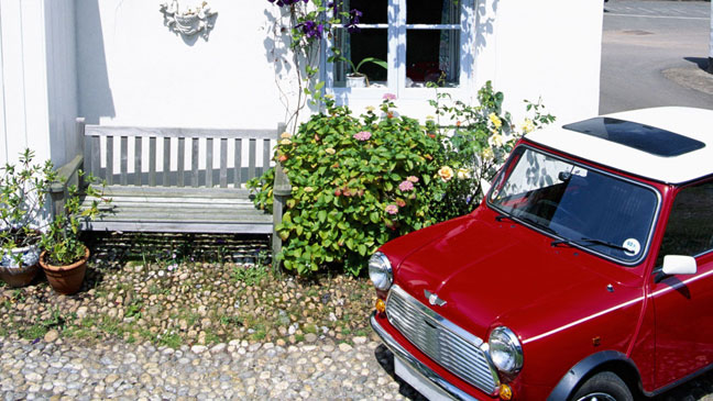 5 things to think about before converting your front garden into a
