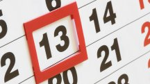 7 events which will make you less suspicious of Friday the 13th